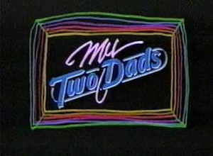 My Two Dads - Title card