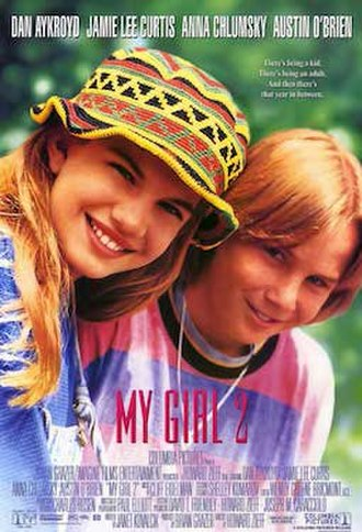 My Girl 2 - Theatrical release poster