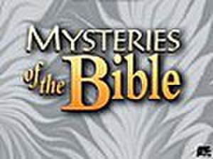 Mysteries of the Bible - Image: Mysteries of the Bible series logo