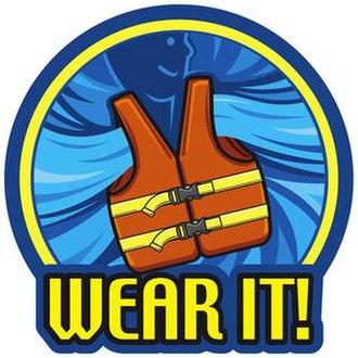 North American Safe Boating Campaign - Image: NASB Clogo 2008