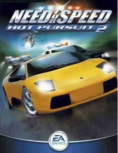 Picture of a game: Need For Speed: Hot Pursuit 2