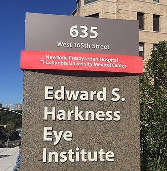 Edward Harkness - Edward S. Harkness Eye Institute at NewYork-Presbyterian/Columbia