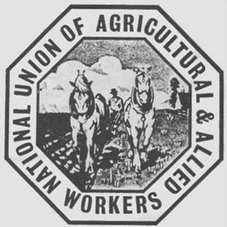 National Union of Agricultural and Allied Workers - Image: National Union of Agricultural and Allied Workers logo