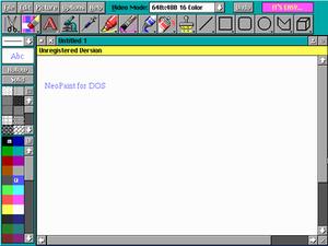 NeoPaint - Image: Neodos