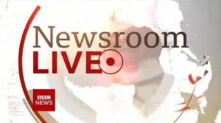 <i>BBC Newsroom Live</i>