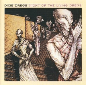 Night of the Living Dregs - Image: Night of the Living Dregs Cover