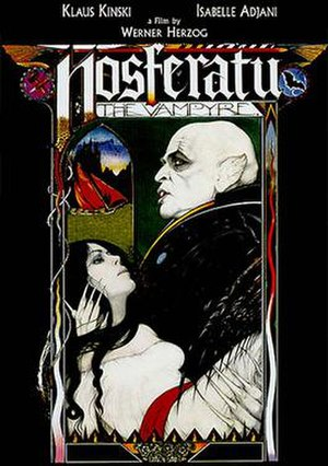 Nosferatu the Vampyre - Theatrical release poster