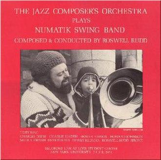 Numatik Swing Band - Image: Numatik Swing Band