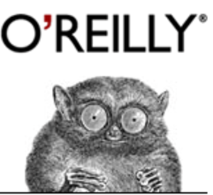 O'Reilly Media - The tarsier featured on the cover of Learning the vi Editor has been incorporated into the O'Reilly logo.