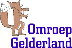 Omroep Gelderland - Omroep Gelderland logo used from 2007 to 2013.