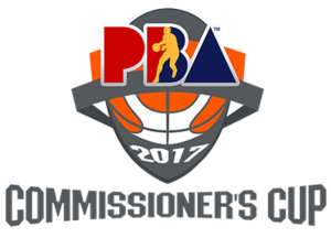2017 PBA Commissioner's Cup - Image: PBA2016 17 commscup