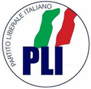 Italian Liberal Party (1997) - Image: PLI Logo