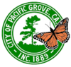 Official seal of City of Pacific Grove