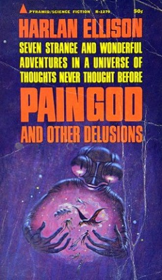 Paingod and Other Delusions - First edition cover