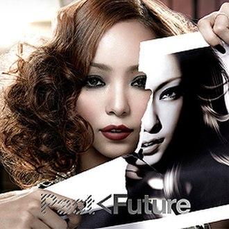 Past Future - Image: Pastfuture album cover cd