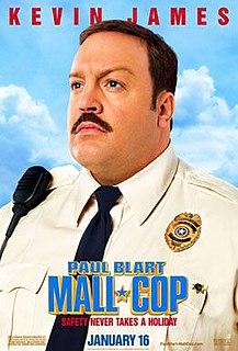 <i>Paul Blart: Mall Cop</i> 2009 Steve Carr comedy film