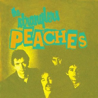Peaches (The Stranglers song) - Image: Peaches the Stranglers 2014