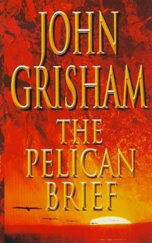 The Pelican Brief - First edition cover