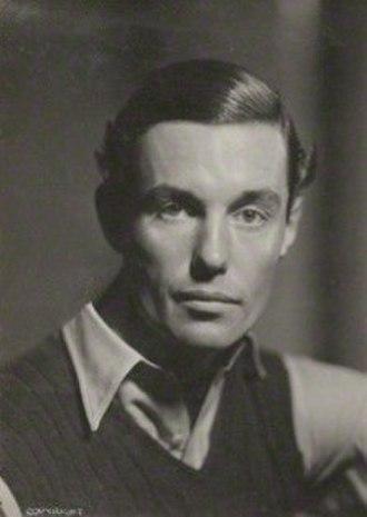 Peter Fleming (writer) - Image: Peter Fleming