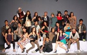 Pinoy Idol - Pinoy Idols 24 semifinalists.