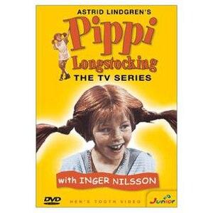 Pippi Longstocking (1969 TV series) - TV Series (1969) DVD cover