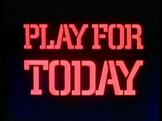 Play for Today - The Play for Today logo, seen here in the opening title sequence from 1976