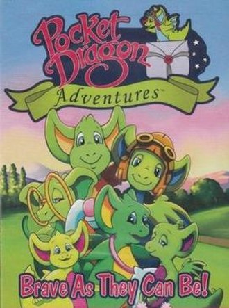 Pocket Dragon Adventures - DVD Cover