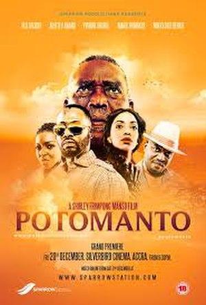 Potomanto - Release poster