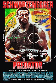 <i>Predator</i> (film) 1987 science fiction action film directed by John McTiernan