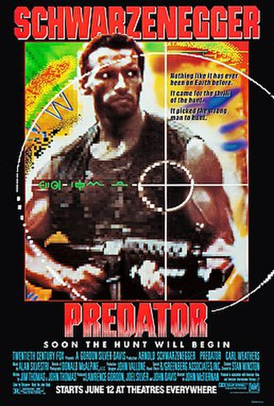 Picture of a movie: Predator