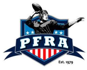 Professional Football Researchers Association - Logo of Professional Football Researchers Association