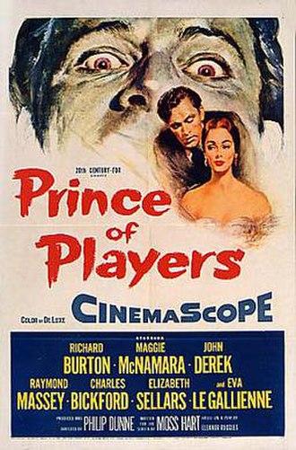 Prince of Players - Original film poster