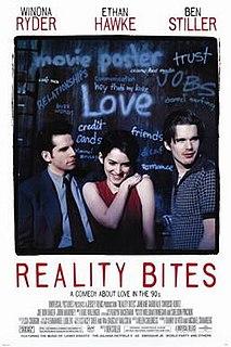 <i>Reality Bites</i> 1994 film by Ben Stiller