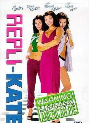 Repli-Kate - Film poster