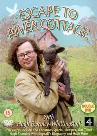 Escape to River Cottage - Escape to River Cottage DVD cover
