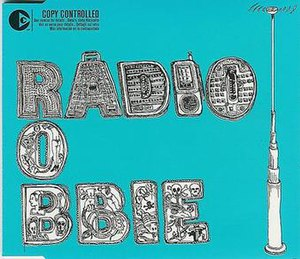 Radio (Robbie Williams song) - Image: Robbie Williams Radio CD single cover