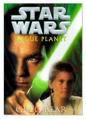 Rogue Planet (novel) - Image: Rogueplanet