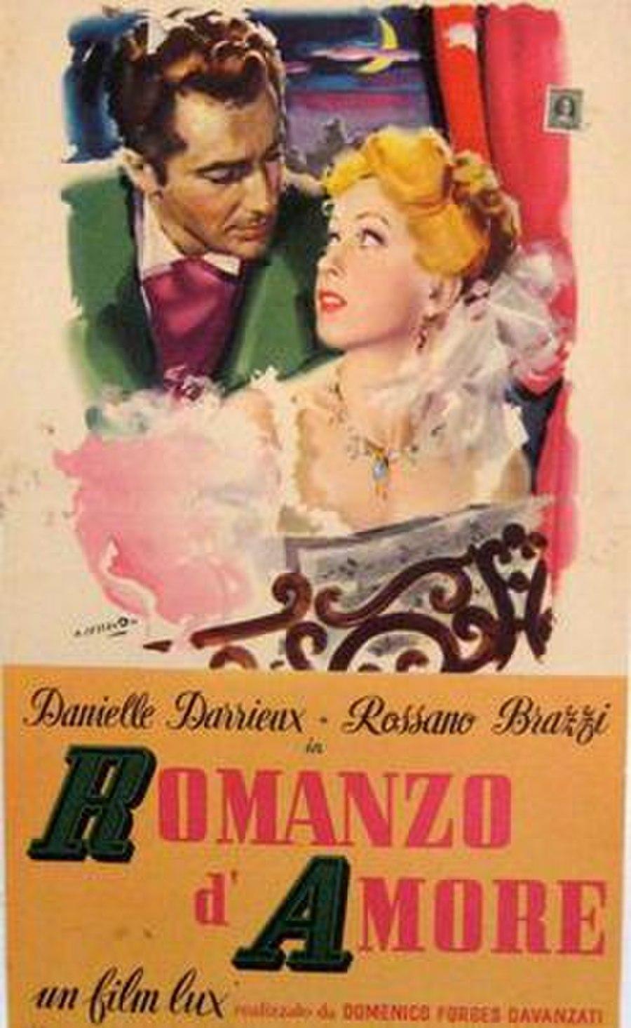 Romanzo damore