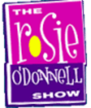 The Rosie O'Donnell Show - Image: Rosieshowlogo