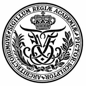 Royal Danish Academy of Fine Arts - Image: Royal Danish Academy of Fine Arts Logo