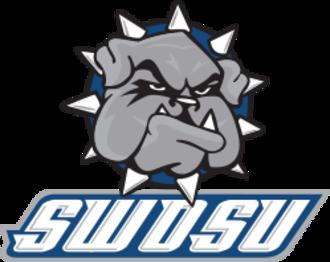 Southwestern Oklahoma State Bulldogs - Image: SWOSU logo