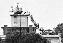 Saigon helicopter