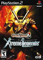 Samurai Warriors 2 - Xtreme Legends cover.jpg