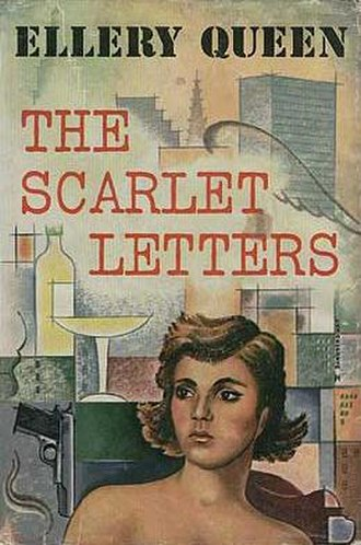 The Scarlet Letters - First US edition