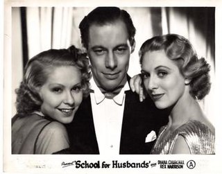 <i>School for Husbands</i> 1937 film by Andrew Marton