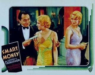 <i>Smart Money</i> (1931 film) 1931 film by Alfred E. Green