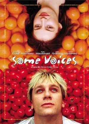 Some Voices (film) - Theatrical release poster