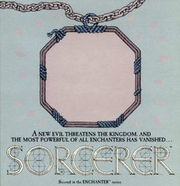 Sorcerer cover art