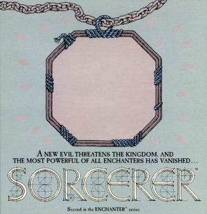 Sorcerer (video game) - Cover art