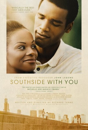 Southside with You - Theatrical release poster